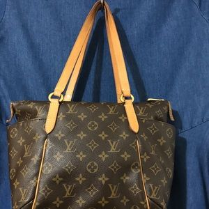 Louis Vuitton - Totally Handbag Monogram PM